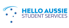 Hello Aussie Logo